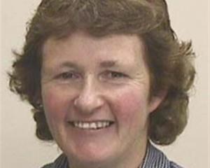 Lorraine Adams.