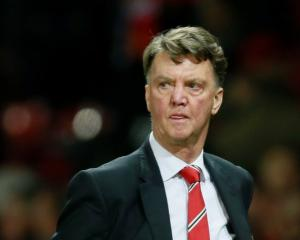 Louis van Gaal: 'I've had bad periods at all my clubs and I have to say the best fans are here at...