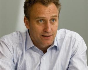Mark Weldon. Photo from NZ Herald.
