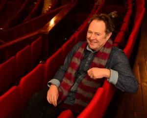 New Zealand International Film Festival director Bill Gosden at The Regent Theatre, in Dunedin....