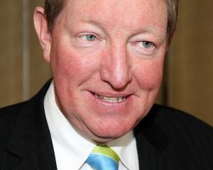 Nick Smith. Photo NZPA