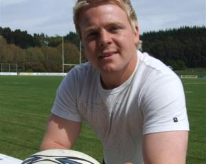 North Otago rugby player Ben Patston is excited about tomorrow's Meads Cup final against Wanganui...