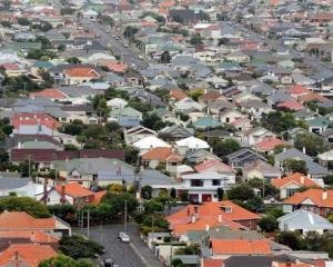 Otago real estate statistics are not following the national trend. Photo by Craig Baxter.