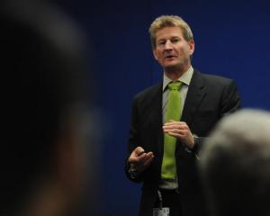 Pacific Edge chief executive David Darling provides shareholders with some positive news. Photo...