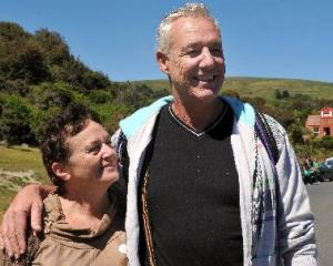 Philip and Susan Kirby experience Waitangi Day after moving from Australia two days ago to live...
