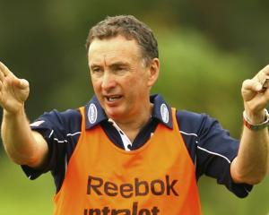Phoenix coach Ernie Merrick.