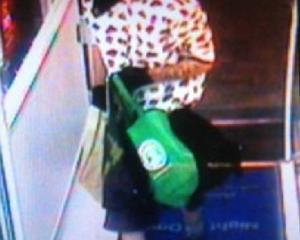 Police are seeking this person after the Mornington Night 'n Day was robbed yesterday.  Photo...