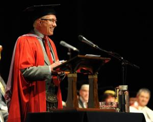 Prof Robin Taylor, of the University of Otago  Medical School, urges medical graduates to save...