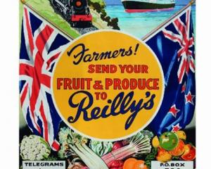 Reilly's Poster, Railways Studios, c.1950. Photos courtesy of Alexander Turnbull Library.