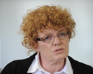 Relationship Services Whakawhanaungatanga clinical leader Christine James in Dunedin yesterday.