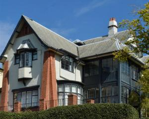 Ritchie House, in Heriot Row, has been bought by St Hilda's Collegiate School. Photo by Craig...