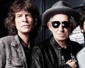 Rolling Stones main men Mick Jagger (left) and Keith Richards.