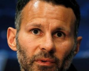 Ryan Giggs. Photos Reuters