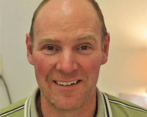 Seismologist Dr Andrew Gorman of the geology department, University of Otago.