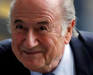 Sepp Blatter: 'When Spain, the defending champions, lost 5-1 to Holland, I knew this was going to...