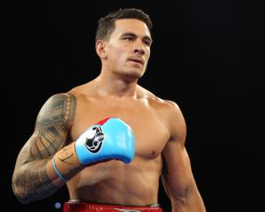 Sonny Bill Williams. Photo Getty