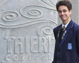 Taieri College year 13 science pupil Daniel Brown has scored the top mark in New Zealand and the...
