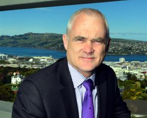 Telecom chief executive Simon Moutter in Dunedin yesterday said he wants to change the telco's...