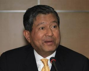 Thailand's Deputy Prime Minister Chalerm Yubamrung. (AP Photo)