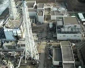The Fukushima Dai-ichi nuclear power plant. Photo by AP.
