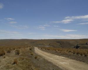 The Lammermoor range.