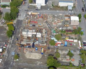 The long-awaited boost to the construction industry following the Christchurch earthquakes...