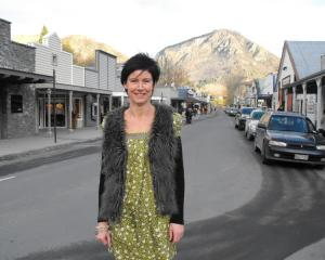The new director of the Arrowtown Autumn Festival, Sarah Swale, already has a few things up her...