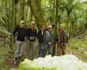The Tahi Group of Concerned Scientists, Prof John Craig, Prof David Norton, Dr Denis Saunders, Dr...