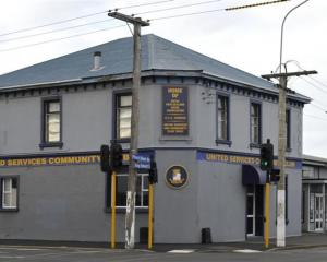 The United Services Community Club building, in St Kilda, may be sold by liquidators. Photo by...