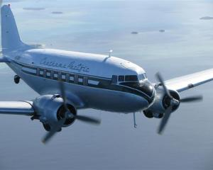 This  DC-3, which will appear at Warbirds Over Wanaka this year, is the only surviving RNZAF...