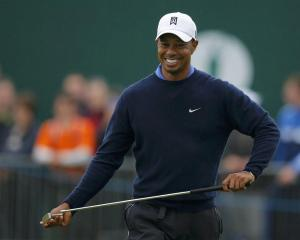 Tiger Woods says he will win more majors. REUTERS/Brian Snyder