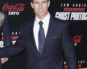 Tom Cruise - 'number two or three in the Scientology hierachy' according to Rupert Murdoch....