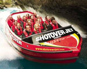 Tourism in Queenstown has boomed as a result of the region's natural beauty and the...