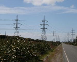 Transmission lines will be needed to divert smelter power into the national grid. Photo by...