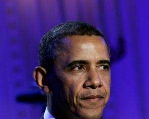 US President Barack Obama delivers remarks at a concert celebrating Memphis Soul music at the...