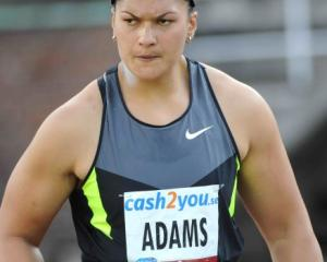 Valerie Adams: 'I'm from south Auckland and I can look after myself really well.'
