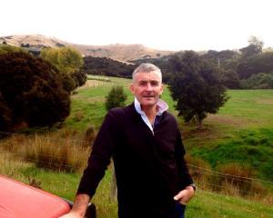 Wools of New Zealand chairman Mark Shadbolt Photo supplied.