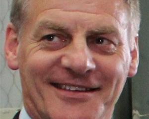 Bill English.