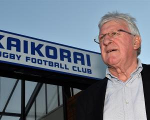 Kaikorai Rugby Football Club treasurer Tony Chave is worried changes proposed in Dunedin's  next...