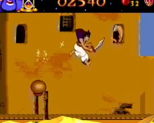 'Aladdin' sees players battle through various levels to get to the Jafar's palace. Photo: Bang...
