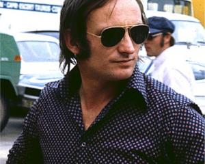Chris Amon, pictured in 1973.