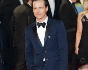 Andrew Scott. Photo: Bang Showbiz