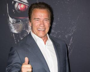 Arnold Schwarzenegger. Photo: Bang Showbiz