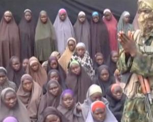 Dozens of the girls after being kidnapped by Boko Haram. Photo: Reuters