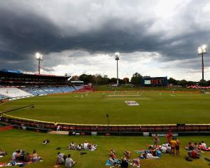 The ground at Centurion. Photo: Getty Images