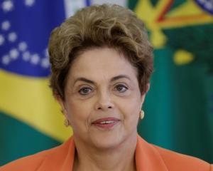 Dilma Rousseff. Photo: Reuters