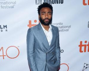 Donald Glover. Photo: Bang Showbiz
