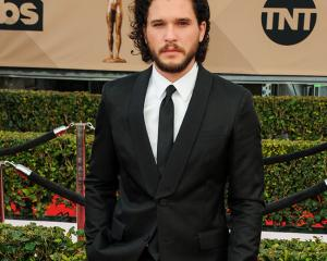 Game of Thrones star Kit Harrington. Photo: Bang Showbiz