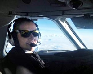 Peninsula Airways pilot Rhyan McMillan says she has been lucky to see how other people live...