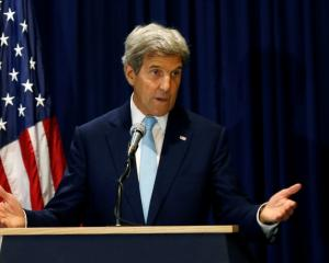 John Kerry. Photo: Reuters